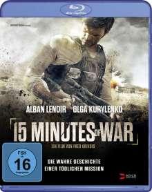15 Minutes of War (Blu-ray), Blu-ray Disc