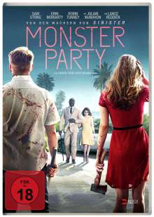 Monster Party, DVD