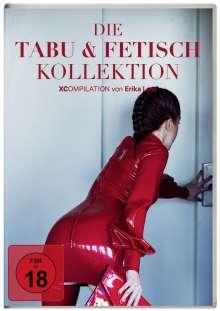 XCompilation: Die Tabu und Fetisch Kollektion (OmU), DVD