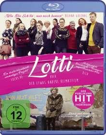 Lotti oder der etwas andere Heimatfilm (Blu-ray), Blu-ray Disc