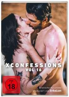 XConfessions 16 (OmU), DVD