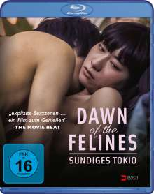 Dawn of the Felines (Blu-ray), Blu-ray Disc