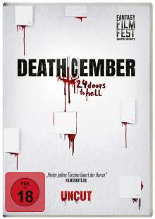 Deathcember - 24 Doors to Hell, DVD