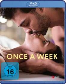Once a Week (Blu-ray), Blu-ray Disc