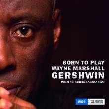 George Gershwin (1898-1937): Rhapsody in Blue für Klavier & Orchester (arrangiert von Grofe), CD