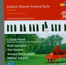 Edition Klavier-Festival Ruhr Vol.11 - Portraits I 2004/2005, 5 CDs