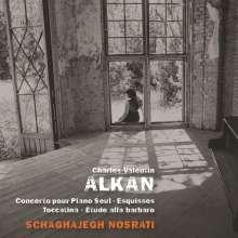 Charles Alkan (1813-1888): Klavierwerke, CD