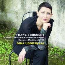 Franz Schubert (1797-1828): Klaviersonate D.960, 2 CDs