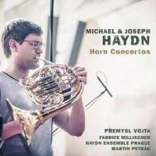 Michael Haydn (1737-1806): Hornkonzerte, CD