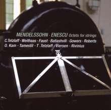 Felix Mendelssohn Bartholdy (1809-1847): Oktett op.20, CD