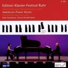 Edition Klavier-Festival Ruhr  Vol.21 - American Piano Music, 2 CDs