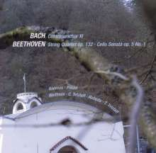 Ludwig van Beethoven (1770-1827): Streichquartett Nr.15, CD