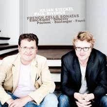 Julian Steckel - French Cello Sonatas Vol.1, CD