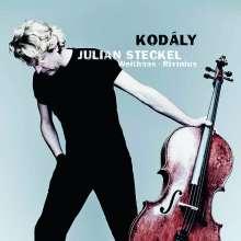 Zoltan Kodaly (1882-1967): Kammermusik für Cello, CD
