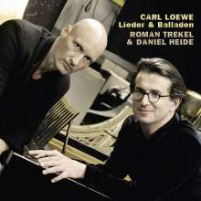 Carl Loewe (1796-1869): Lieder & Balladen, CD