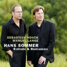 Hans Sommer (1837-1922): Lieder für Bariton & Klavier, CD