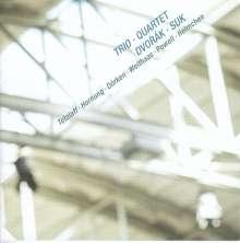 Josef Suk (1874-1935): Klavierquartett Nr.1, CD