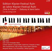 Edition Klavier-Festival Ruhr Vol.37 - Live Recordings 2018, 4 CDs