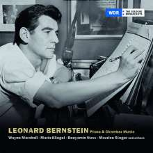Leonard Bernstein (1918-1990): Klavier- & Kammermusik, 3 CDs
