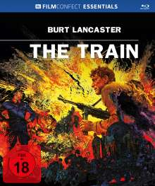 The Train (Blu-ray im Mediabook), Blu-ray Disc