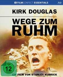 Wege zum Ruhm (Blu-ray im Mediabook), Blu-ray Disc