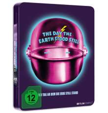 Der Tag, an dem die Erde still stand (1951) (Blu-ray im FuturePak), Blu-ray Disc
