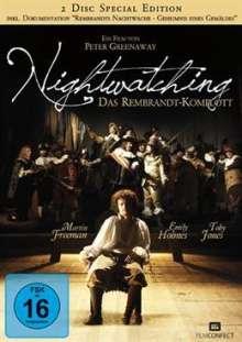 Nightwatching - Das Rembrandt Komplott (OmU), 2 DVDs