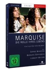 Marquise - Die Rolle ihres Lebens (Edition Cinema Francais), DVD