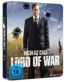 Lord of War - Händler des Todes (Blu-ray im FuturePak), Blu-ray Disc