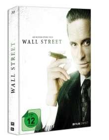 Wall Street (Blu-ray im Mediabook), Blu-ray Disc