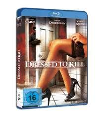 Dressed to Kill (Blu-ray), Blu-ray Disc