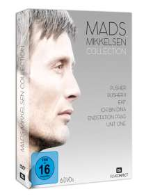 Mads Mikkelsen Collection, 6 DVDs