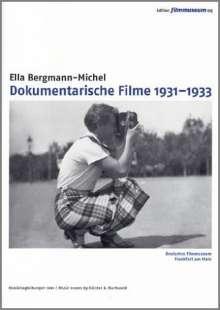 Ella Bergmann-Michel: Dokumentarische Filme 1931-1933, DVD