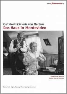 Das Haus in Montevideo (1951), DVD