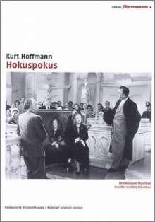 Hokuspokus (1953), DVD
