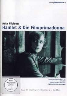 Asta Nielsen: Hamlet / Die Filmprimadonna, 2 DVDs