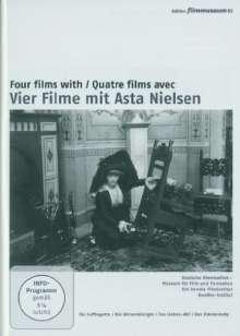Vier Filme mit Asta Nielsen (Edition Filmmuseum 67), 2 DVDs