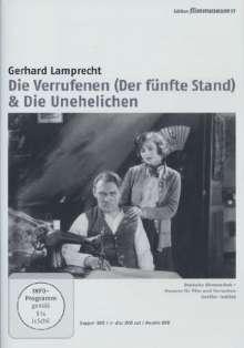 Die Verrufenen (Der fünfte Stand) & Die Unehelichen, 2 DVDs