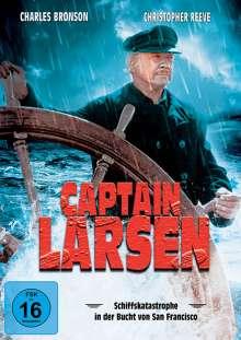 Captain Larsen (Der Seewolf), DVD
