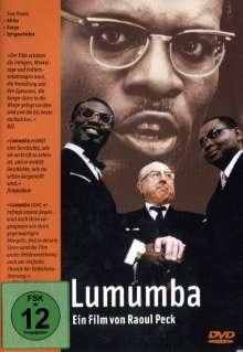 Lumumba (OmU), DVD