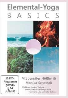 Elemental-Yoga: Basics, DVD