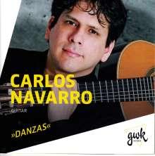 Carlos Navarro - Danzas, CD