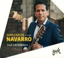Juan Carlos Navarro - La Catedral, CD