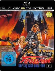 Fireflash - Der Tag nach dem Ende (Blu-ray & DVD), 1 Blu-ray Disc und 1 DVD