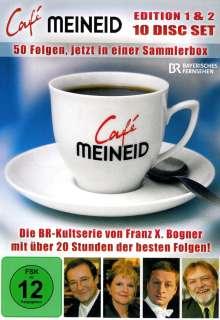 Cafe Meineid Teil 1+2, 12 DVDs