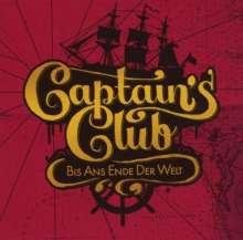 Captain's Club - Bis ans Ende der Welt (CD + Hörbuch), 2 CDs