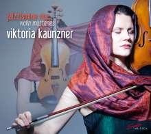 Viktoria Kaunzner - ja(zz)smine rice, CD