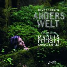 Marlis Petersen - Dimensionen Anderswelt, CD