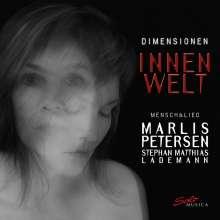 Marlis Petersen - Dimensionen Innenwelt, CD
