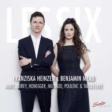 Franziska Heinzen - Les Six, CD
